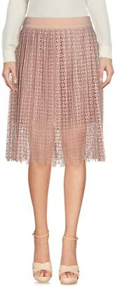 Molly Bracken Knee length skirts - Item 35402162WW
