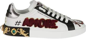 Dolce & Gabbana Amore Sneakers