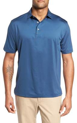 Peter Millar Stretch Jersey Polo