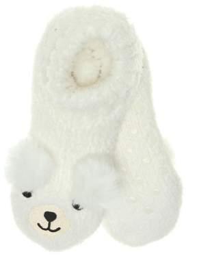 Mix No. 6 Bear Women's Slipper Socks
