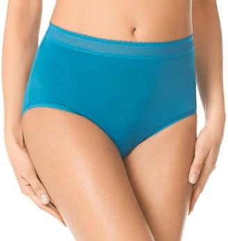 Warner's Warners Women's Breathe Freely Brief Panty RS4901P