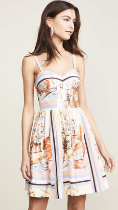6f698ca4e08d Amanda Uprichard Champagne Dress