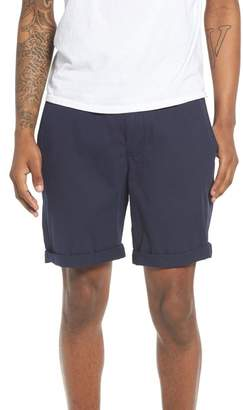 The Rail Washed Cuffed Shorts
