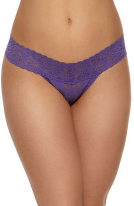 Hanky Panky Low Rise Hipster Lace Thong