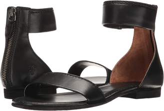 Frye Carson Ankle Zip Women's Sandals