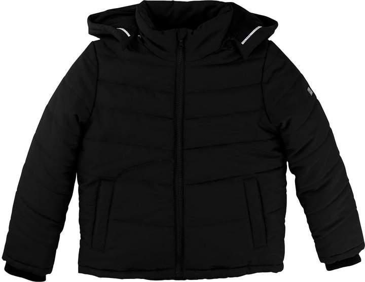 Boys Padded Hooded Coat