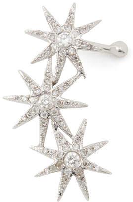 Colette Jewelry Constellation Diamond Ear Cuff Earring