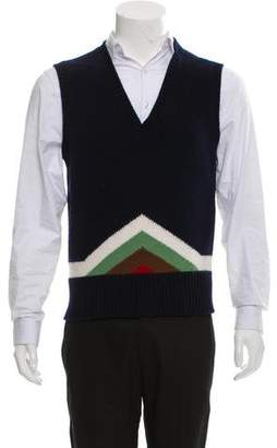 Michael Bastian Wool Sweater Vest