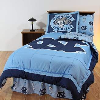 College Covers NCUBBFLW North Carolina Tar Heels Bed in a Bag
