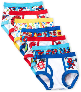 Spiderman (Toddler Boys) 7-Pack Spider Man Briefs