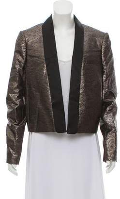 Lanvin Structured Brocade Blazer w/ Tags