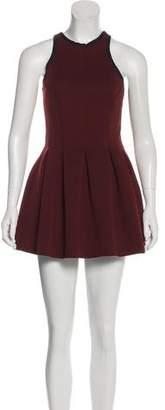 Alexander Wang Neoprene Mini Dress