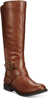 Style & Co. Lolah Boots, Only at Macy's $54.99 thestylecure.com