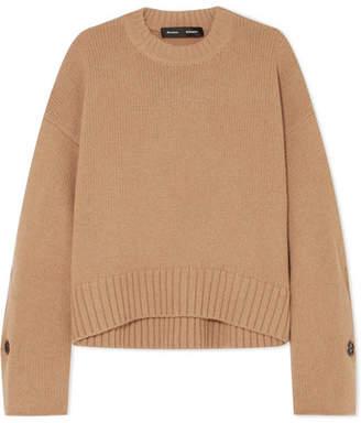 Proenza Schouler Wool-blend Sweater - Camel