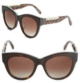 Stella McCartney 52MM Cat Eye Sunglasses