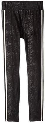 Ella Moss Metallic Trim Leggings