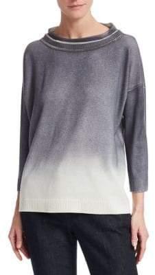 Fabiana Filippi Ombre Cashmere Sweater