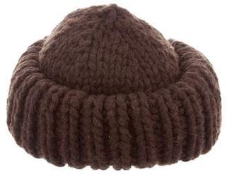 Marc Jacobs Oversize Wool Hat