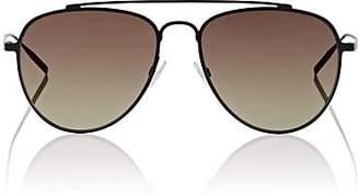 Tomas Maier Women's Aviator Sunglasses - Brown