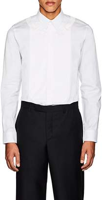 Givenchy Men's Cotton Poplin & Piqué Shirt