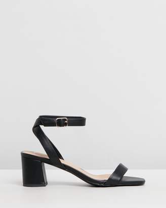 Spurr Rosabel Block Heels