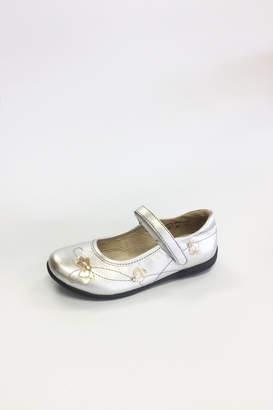 Umi Metallic Mary Jane Shoes
