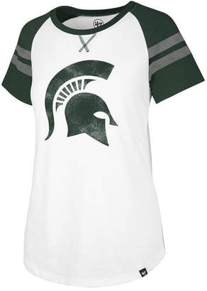 '47 Women Michigan State Spartans Fly Out Raglan T-Shirt