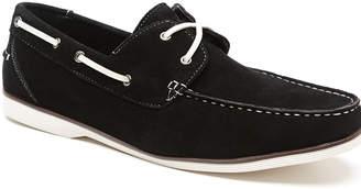 Cubavera Suede Boat Shoe