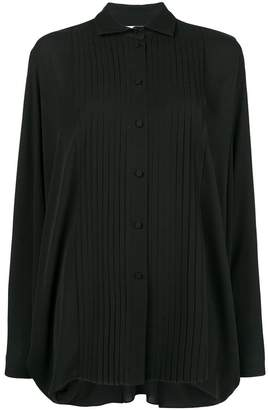 Valentino pleated blouse
