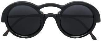 Rigards round-frame sunglasses