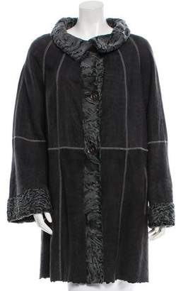 Giuliana Teso Reversible Fur Coat