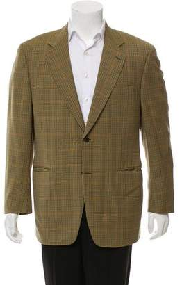 Canali Wool Two-Button Blazer