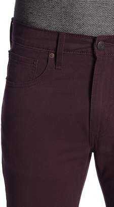 Levi's 512 Bayberry Slim Taper Fit Jeans