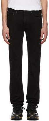 Valentino Black Stud Slim Jeans