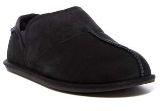 UGG Leisure Suede UGGpure(TM) Lined Slipper
