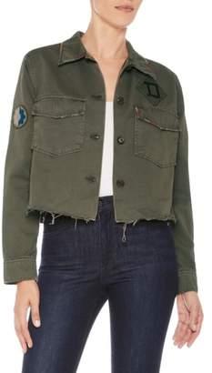 Joe's Jeans Marie Military Shirt Jacket