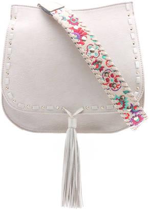 Steve Madden Selena Guitar Strap Satchel Bag $88 thestylecure.com