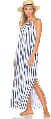 Seafolly Stripe Maxi $132 thestylecure.com
