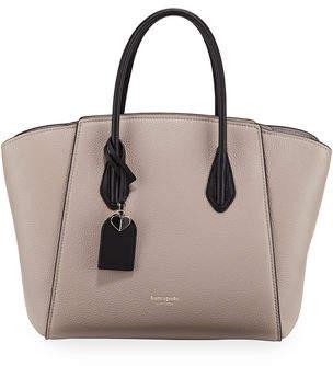 Kate Spade Grace Large Leather Satchel Bag