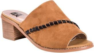 Muk Luks Slide Sandals - Blanche