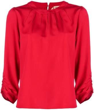 No.21 3/4 sleeve blouse