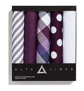 Linea Alta Premium Fashion Hanky 5 Box