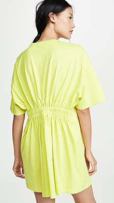 Opening Ceremony Elastic Back Tee Dress