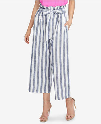 Rachel Roy Striped Paperbag Pants, Created for Macy's