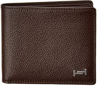 Tod's Double T Leather Wallet