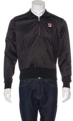 Fila x Barney's New York Logo Track Jacket w/ Tags