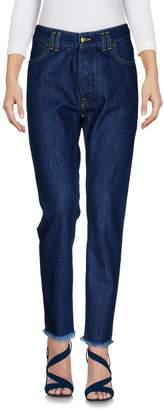 Cycle Denim pants - Item 42597828UQ
