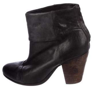 Rag & Bone Newbury Leather Boots