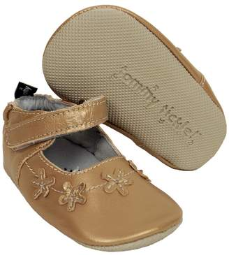 Baby Girl Tommy Tickle Cruzer Mary Jane Crib Shoes $28 thestylecure.com