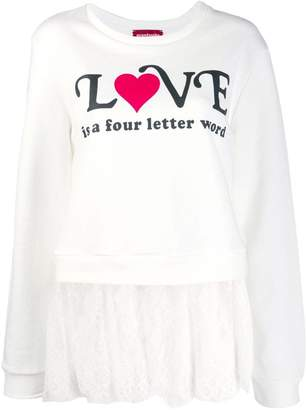 Guardaroba Love sweatshirt